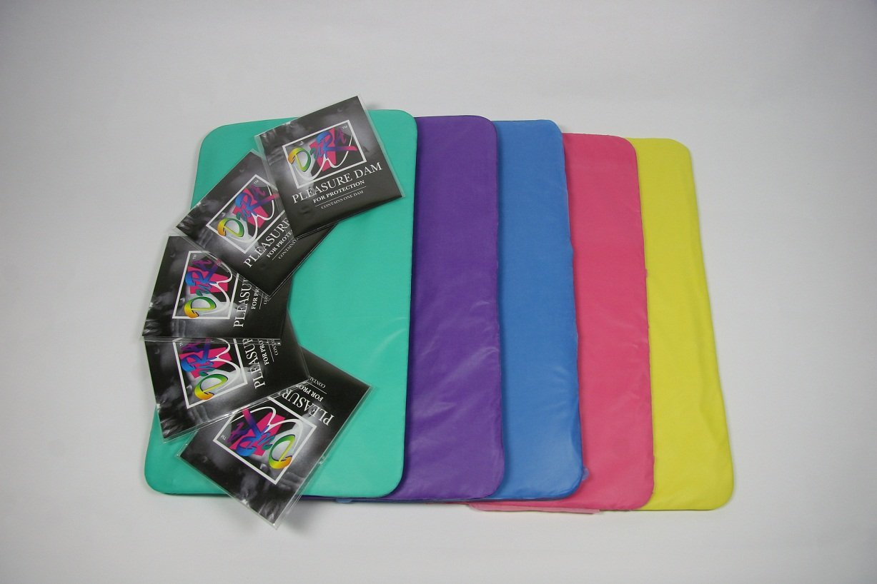 Dental dams for oral sex